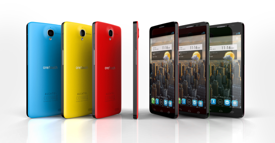Alcatel One Touch Idol X: Màn hình Full HD 5 inch, chạy Android 4.2