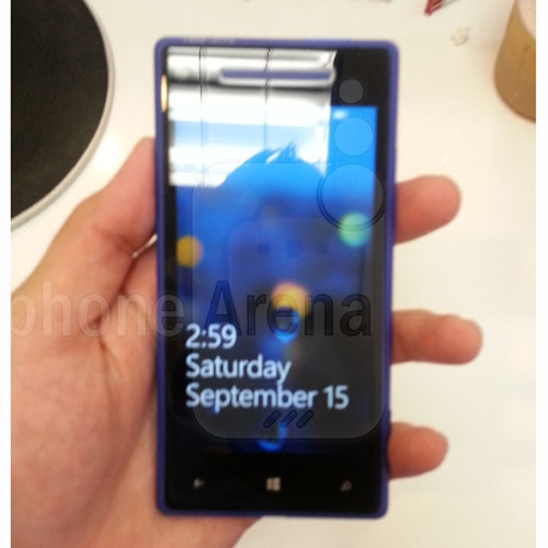 HTC Accord chạy Windows Phone 8 lộ diện