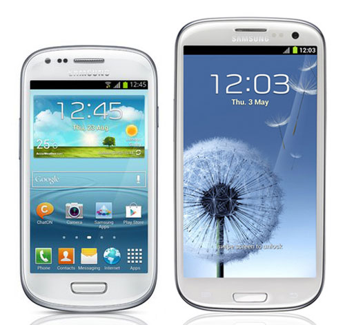 Galaxy S III mini, siêu phẩm, Galaxy S III, samsung, S III, Jelly Bean, THÔNG TIN DỊCH VỤ, Super AMOLED, Smart Stay, Direct Call, Best Photo