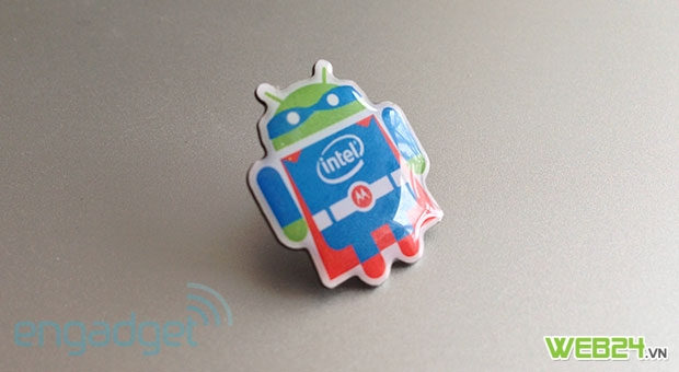 Intel ra mắt Android cho laptop